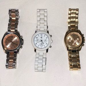 Bundle of Charming Charlie Watches